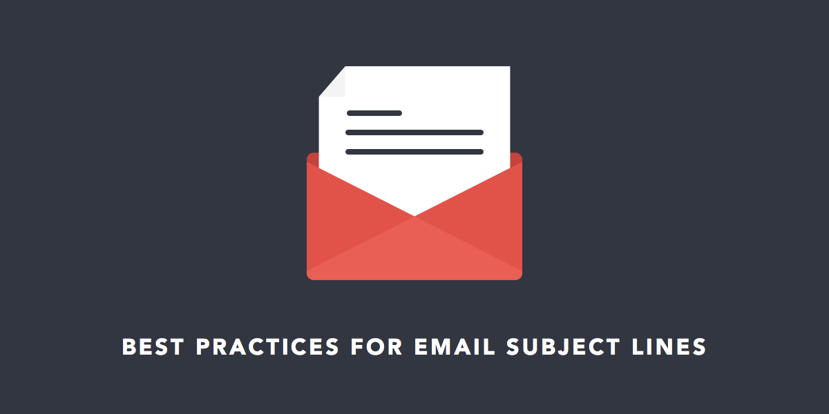 Email subject lines that sell