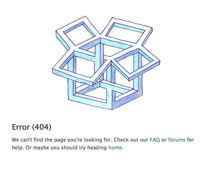 dropbox-404