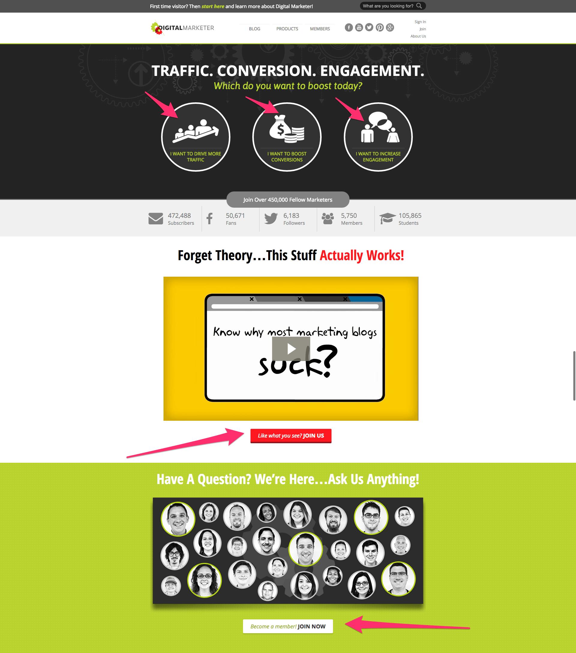 content vault example