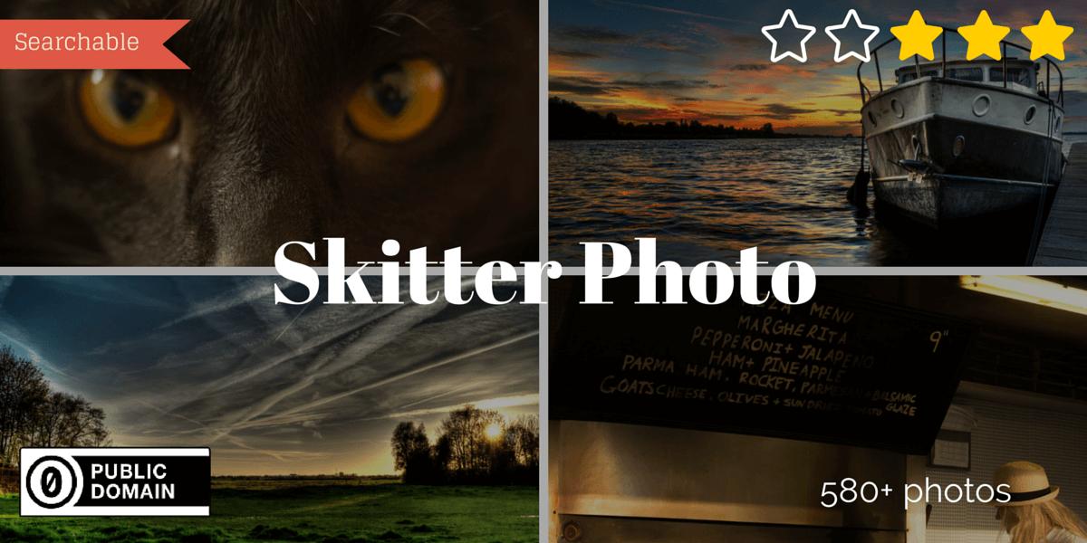 Skitter Photo